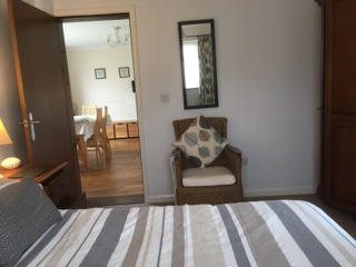 MORVA DOUBLE BEDROOM TO DINING ROOM